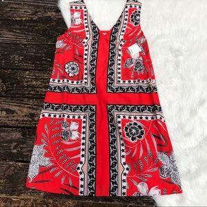 NWT Halogen Floral Dress